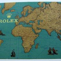 Ρολεξ (Rolex) 1998/1999 Calender Card
