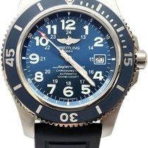 Breitling Superocean II 44 Blue Dial