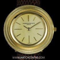 Vacheron Constantin 18k Yellow Gold Vintage Ultra Slim 6508
