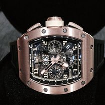 理查德•米勒 (Richard Mille) RM011 RM11 IVORY Solid Rose Gold