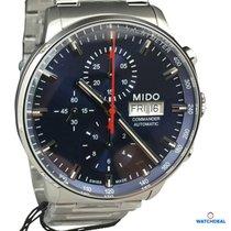 Mido Commander II Chronograph M016.414.11.041.00