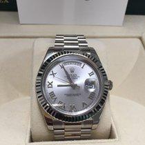 롤렉스 (Rolex) Rolex 218239 Day-Date II White Gold President...