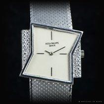 """Patek Philippe 3497 Asymetrical white gold """" Gilbert Albert"""""""