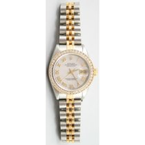 Rolex Datejust Lady's Steel and 18K Yellow Gold Jubilee...