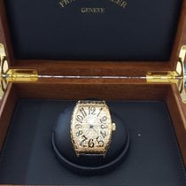 Franck Muller GOLD CROCO 18K ROSE GOLD