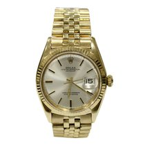 Rolex Oyster Perpetual Datejust 18Kt Yellow Gold Ref. 1601