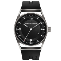 Porsche Design 1919 Datetimer Titanium & Rubber