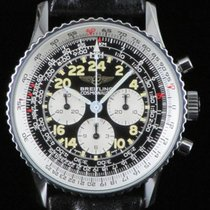 Breitling Navitimer Cosmonaute Chronograph 81600 Steel Manual...