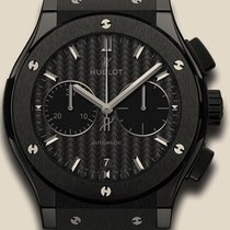Hublot Classic Fusion Chronograph Black Magic