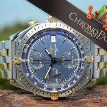 Breitling Chronomat Automatik von 2004 mit 18kt Gold /Stahl...
