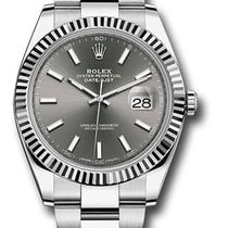 Rolex Datejust Dark Rhodium Dial 126334 dkrio