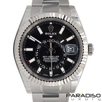 Rolex Sky-Dweller 326934 STEEL BLACK