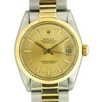 Rolex Medio Datejust acc-oro plastica art. Rm1136