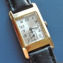 IWC Curvex 18 ct Gold 1928