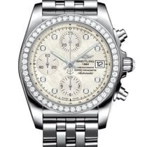 Breitling Ladies A1331053/A776/385A Watch