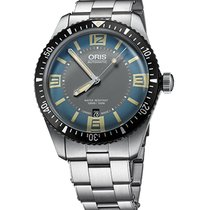 Oris Sixty Five  Blue Dial