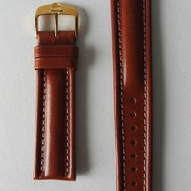 TAG Heuer BROWN LEATHER STRAP 20MM