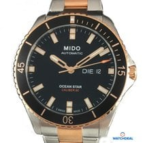 Mido Ocean Star Captain Caliber 80  M026.430.22.051.00