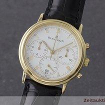 Blancpain Villeret 18k (0,750) Gold Chronograph Automatik...
