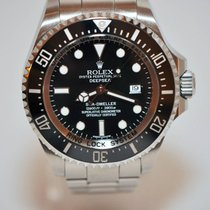 Rolex Sea-Dweller Deepsea  116660  LC 100 unpoliert