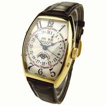 Franck Muller Master Calendar 18k Gold 5850 MCL