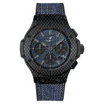Χίμπλοτ (Hublot) - Big Bang - Jeans Carbon Chronograph -...