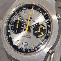 Dugena Chronograph  Buren 11 Caliber, never worn - New Old Stock