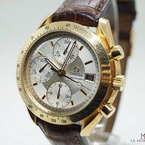 Omega Speedmaster gold automatic