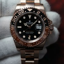 Rolex GMT-Master II Everose Gold 126715 CHNR NEW