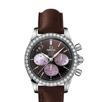 OmegaDEVILLE CO-AXIAL 1.61CT DIAMOND LADIES WATCH