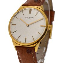 Patek Philippe 2568-3 Ref 2568-3 Yellow Gold 33mm - Mechanical...