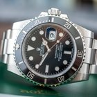Rolex Submariner Date Ceramic/Steel on warranty