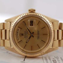 Rolex Day/Date President 18CRT gold
