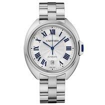 Cartier Cle Quartz Mens Watch Ref WGCL0006