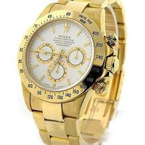 Rolex Unworn 116528 Daytona Cosmograph in Yellow Gold - on...