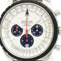 Breitling Polished Breitling Chrono-matic 49 Chronograph...