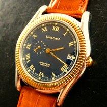 Louis Erard Classic Steel/Gold 18K 750 Automatic Mens Chronometer
