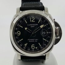 "Panerai PAM 63 ""Tom Cruise"" 44mm GMT Limited  Steel..."