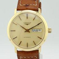 Longines Vintage Automatic 18K Gold