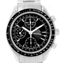 Omega Speedmaster Day Date 40mm Mens Watch 3220.50.00 Box Papers