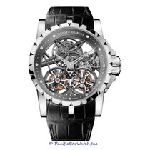 로저드뷔 (Roger Dubuis) Excalibur Double Flying Tourbillon RDDBEX0269