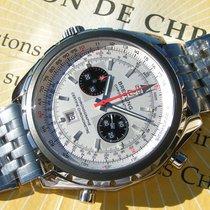 Breitling Chrono Matic A41360 Stahl Steel Tresoruhr Tresorwatch