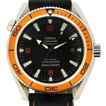 Omega stainless steel Seamaster Planet Ocean