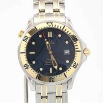 Ωμέγα (Omega) Omega Seamaster Diver 300M Automatic Steel/Gold...