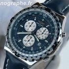 Breitling JUPITER PILOT Navitimer chrono homme Alarme quartz 1997