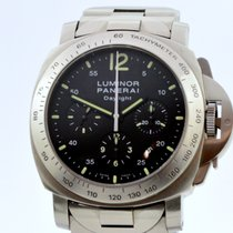 Panerai Pam 236 Luminor Daylight Chronograph 44. mm Full set.