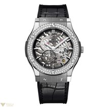 Hublot Classic Fusion 42mm Classico Ultra-thin skeleton...