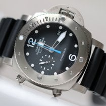 Panerai SUBMERSIBLE 1950 3 DAYS CHRONO FLYBACK PAM 614