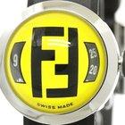 Fendi Bussola Dome Steel Quartz Ladies Watch 8010l (bf104685)