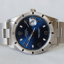 Rolex Date Blue Dial - Like new - Just serviced - P series